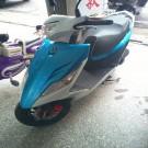 台中流當車拍賣 好騎代步車 SYM三陽 2012年 GR125 喜歡價可議