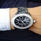 台中流當手錶拍賣 原裝 CHANEL J12 38mm 自動 男女通用錶 9成5新 喜歡價可議