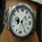 台中流當手錶拍賣 原裝 BLANCPAIN 寶伯 年曆 月相 不銹鋼 自動 男錶